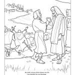 Jesus Loves the Little Children Coloring Sheet Inspired Coloring Pages