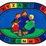 Jesus Loves the Little Children Coloring Sheet Wonderful Faith Based Rugs Perfect for Sunday School Lessons – Sensoryedge