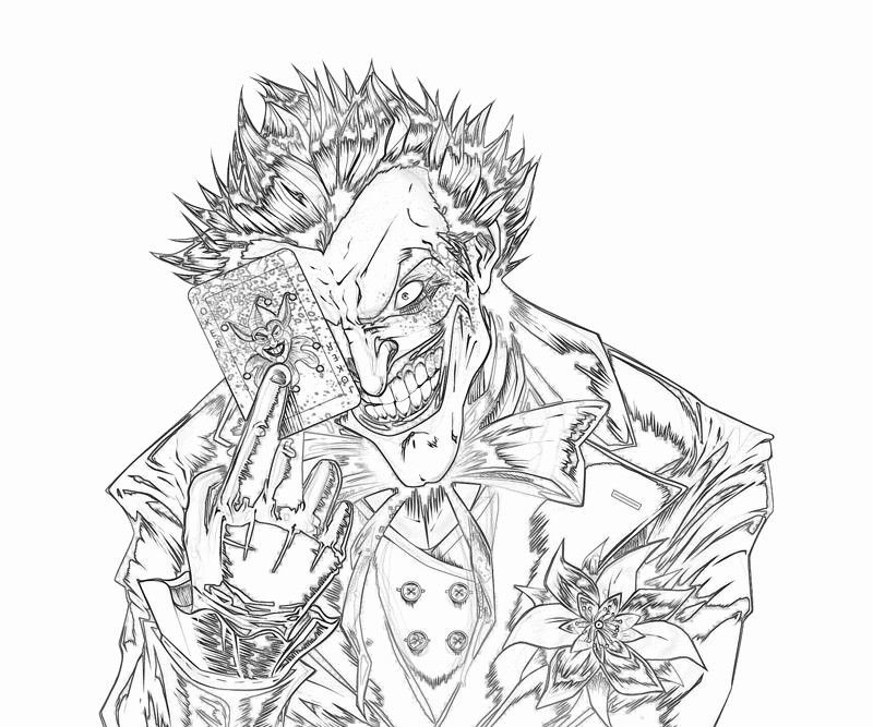 5500 Top Coloring Pages Joker For Free
