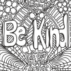 Kindness Coloring Pages Printable Inspired Cooloring Book Fantastic Kindness Coloring Pages Coloring' Unicorn