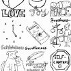 Kindness Coloring Sheet Wonderful Best God is Love Coloring Page 2019