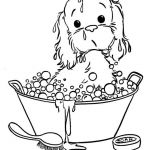 Kittens Coloring Pages Awesome New Puppy and Kitten Coloring Sheets – Exad