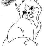 Kittens Coloring Pages Awesome Puppy and Kitten Coloring Pages Unique Coloring Pages Puppies and