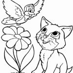Kittens Coloring Pages Inspirational Kitten and Cat Coloring Pages Elegant Cute Cats Coloring Pages
