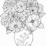 Large Coloring Pages for Adults Creative Fresh Flower Coloring Page