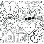 Large Coloring Pages for Adults Inspiring Large Coloring Pages – theaniyagroup