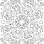 Large Print Coloring Pages for Adults Inspiration Faber Castell Coloring Pages for Adults