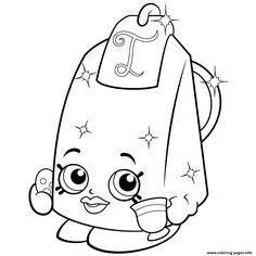 278 Best Shopkins Coloring Sheets images in 2019
