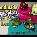 Lee Tea Shopkins Inspiring 200 Best Shopkins Polymer Clay Images In 2016