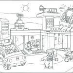 Lego City Coloring Pages Amazing Semi Truck Coloring Pages Marvelous Design Trailer Page Lego Truc