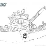 Lego City Coloring Pages Brilliant Lego City Coloring Pages