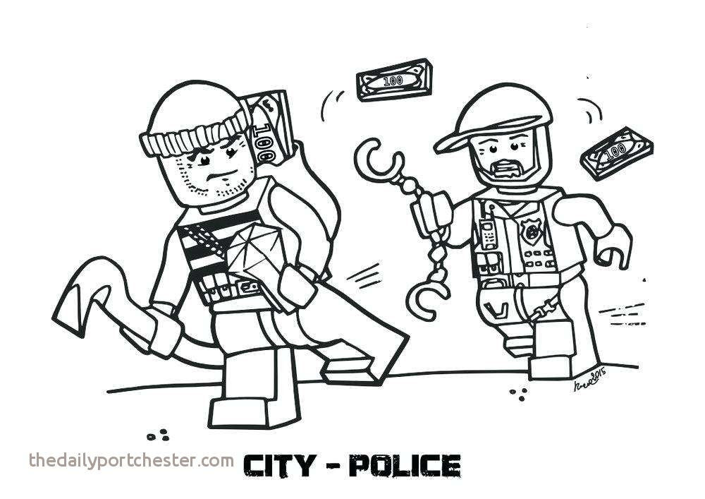 Police Coloring Pages Unique Lego Police Coloring Pages Fresh Lego