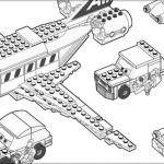 Lego City Coloring Pages Excellent Lego Jet Coloring Pages
