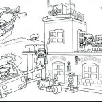 Lego City Coloring Pages Exclusive City Coloring Pages Coloring City Colouring Pages Bell Semi Truck