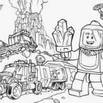 Lego City Coloring Pages Pretty City Coloring Pages Awesome Ausmalbilder Lego Malvorlage A Book