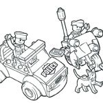 Lego City Coloring Pages Wonderful Best Lego Police Coloring Pages – Tintuc247