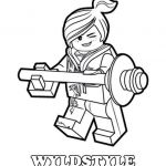 Lego Coloring Sheet Beautiful Coloring Page Lego Movie Lego Movie Colored Pencil