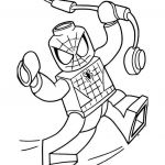 Lego Coloring Sheet Marvelous Lego Human torch Coloring Pages New Lego Man Coloring Page