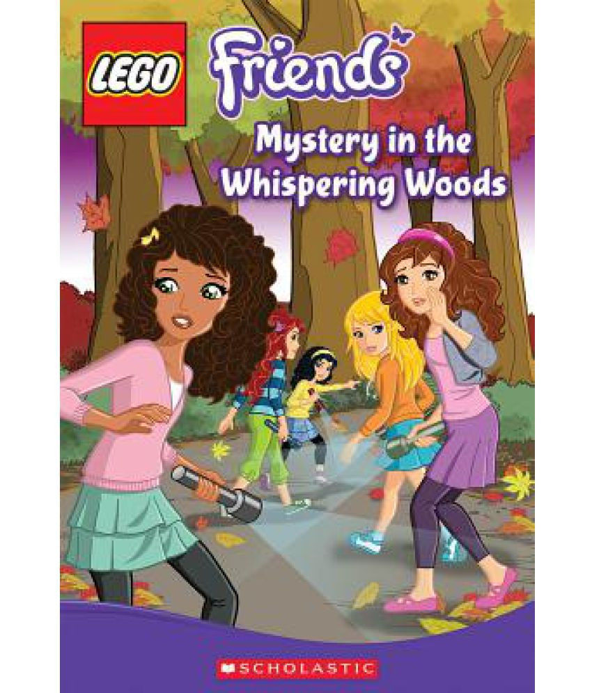 Lego Friends Mystery in the Whispering Woods Chapter Book 3 Buy