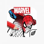 Lego Spiderman Cartoons Exclusive Marvel Color Your Own On the App Store