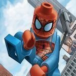 Lego Spiderman Cartoons Inspiration Lego Spiderman Wallpaper by Blackjack 24 0d Free On Zedge™
