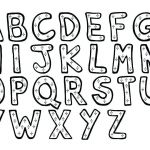 Lettering Coloring Pages Awesome Alphabet Book Template Basic Free Printable Book Template Banner