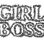 Lettering Coloring Pages Excellent Girl Boss Hand Lettered Typography Coloring Page by Yayanastasia