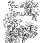 Lettering Coloring Pages Excellent Pinterest