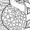 Lion Coloring Page Best Lovely Tiger and Lion Coloring Pages – Nicho