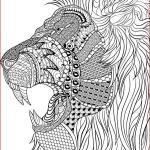 Lion Coloring Page Excellent Collaborative Drawing Index Collaboration 0 0d