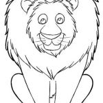 Lion Coloring Page Inspiring Lion Coloring Pages Cute Coloring Pages