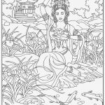 Lion Coloring Page Pretty Lions Coloring Pages