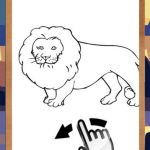 Lion King Colourings Awesome Animal Prince Lion King Fun toddler Game