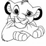 Lion King Colourings Fresh Simba Coloring Page Coloring Design