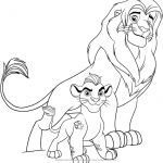Lion King Colourings Inspirational Simba Coloring Pages Elegant 153 Best Coloring Pages Lineart Disney