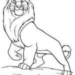Lion King Colourings New 117 Best the Lion King Coloring Pages Images In 2017