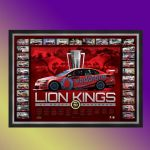 Lion King Pictures to Print Inspiring Lion Kings Of Mount Panorama 50 Years Of Bathurst Holden Winners