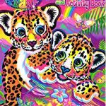 Lisa Frank Coloring Books Exclusive Lisa Frank Coloring Book