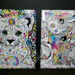 Lisa Frank Coloring Books for Adults Best Of Adult Coloring Books Lisa Frank Color Me Stay Calm Relax Art therapy
