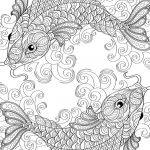 Lisa Frank Coloring Books for Adults Fresh Coloring Coloring Page Free Book Pages for Grown Up Yin and Yang