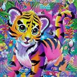 Lisa Frank Coloring Books for Adults New Amazon Lisa Frank Giant Coloring and Activity Book Cool Cats