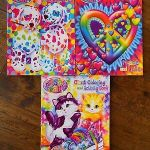 Lisa Frank Coloring Books for Adults New Other Kids Drawing & Painting Drawing & Painting Kids Crafts
