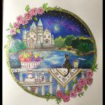 Lisa Frank Coloring Books Inspirational Colouring Book Review Colour Along Romantic Country