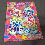 Lisa Frank Coloring Books Inspirational Lisa Frank Paint with Water Color Activity Book Dalmation Spotty