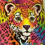 Lisa Frank Coloring Books Inspired Amazon Lisa Frank Giant Coloring and Activity Book Cool Cats