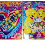 Lisa Frank Coloring Games Unique Amazon 2 Lisa Frank Coloring & Activity Books by Kappa Books
