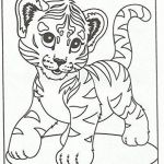 Lisa Frank Tiger Wonderful Lisa Frank Color and Trace Book with Stand Up Characters Buy Lisa