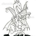 Lizard Color Pages Best Of Baby Dragon Coloring Pages Willpower Shrek Dragon Coloring Pages