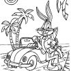 Loony Tunes Colouring Pages Brilliant √ Bugs Bunny Coloring Pages or Bugs Bunny Vacation Looney Tunes Art
