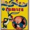 Loony Tunes Colouring Pages Wonderful Looney Tunes and Merrie Melo S Ics 1 Dell 1941 Cgc Nm 9 2